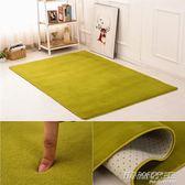 小地毯臥室床邊客廳床前長方形家用可愛榻榻米滿鋪房間客廳地墊子     時尚教主