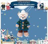 (現貨&樂園實拍) 東京迪士尼 聖誕限定 Cape Cod Twinkle Winter DUFFY 達菲 珠鍊別針玩偶娃娃