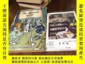 二手書博民逛書店英文原版罕見the wizard of Oz 綠野仙蹤   Y181828 L.Frank Baum Word