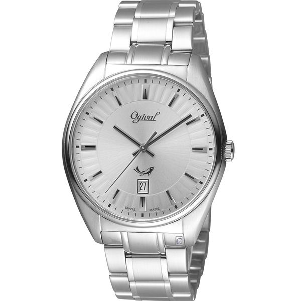 愛其華 Ogival知性韻調時尚腕錶  350-01MS