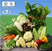楓康安全蔬菜4週套餐~免運