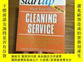 二手書博民逛書店Start罕見Your Own Cleaning BusinessY19583 看圖 看圖 ISBN:9781