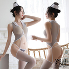 天使波堤【LD0364】性感制服套裝空姐...