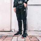 IMPACT Adidas Beckenbauer Track Pants 黑 三葉草 三線 長褲 拉鍊 CW1269