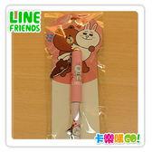 【卡樂購】LINE鋼珠筆-可妮&布朗