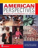 二手書博民逛書店《American Perspectives: Readings on Contemporary U.S. Culture》 R2Y ISBN:0201520753