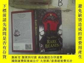 二手書博民逛書店rare罕見beasts 珍稀野獸Y261116