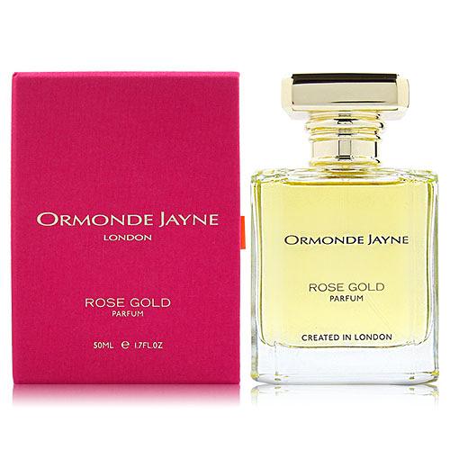 Ormonde Jayne 黃金系列 Rose Gold 玫瑰金香精 Parfum 50ml (英國限定) [QEM-girl]