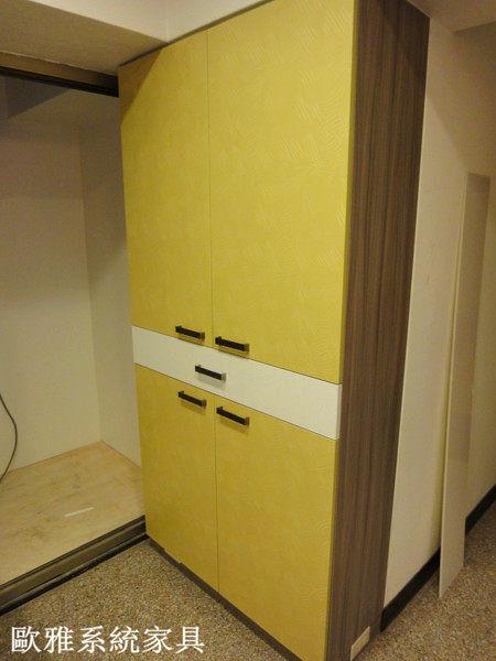 【歐雅系統家具】系統家具 系統收納櫃 溫馨感加分鞋櫃