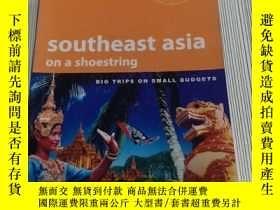 二手書博民逛書店Lonely罕見Planet Southeast Asia:On