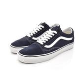 ISNEAKERS Vans Old Skool 男女 VANS基本款 深藍色 滑板鞋 休閒鞋 VN0A4BV5V7E