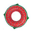 【玩樂一夏】32吋-帶繩西瓜圖案泳圈 A2006-3