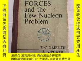 二手書博民逛書店nuclear罕見forces and the few-nucl