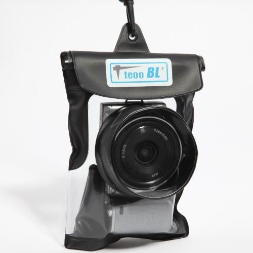 手機防水袋 卡片相機防水袋潛水套漂流佳能IXUS105 285 175 G7X索尼理光GR 酷斯特數位3c
