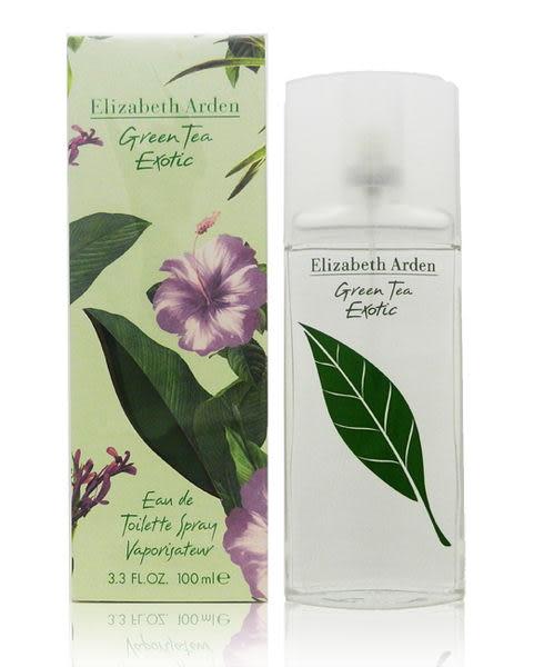 Elizabeth Arden 雅頓 綠茶仙蹤女性淡香水100ml《Belle倍莉小舖》