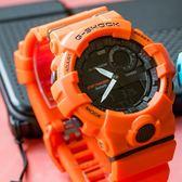 【人文行旅】G-SHOCK   GBA-800-4ADR 三軸加速傳感智慧藍芽手錶 G-SQUAD系列