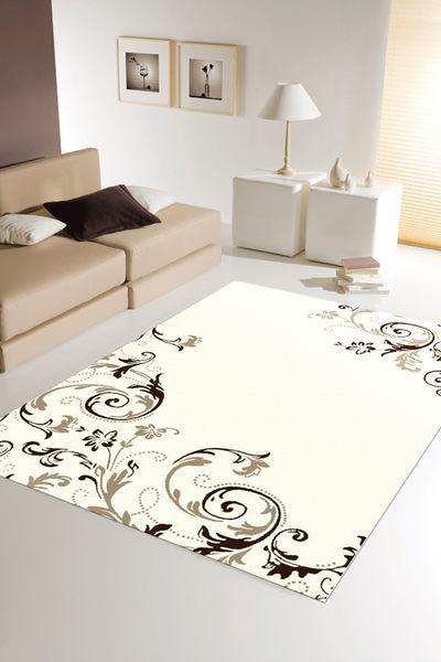 范登伯格 圓舞曲 蔓藤飛舞絲質地毯 踏墊-50x70cm