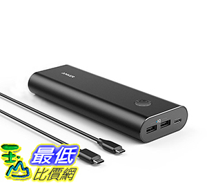 [106美國直購] Anker PowerCore+20100 USB-C/Type-C Ultra-High-Capacity Premium Portable Charger 便攜式充電器