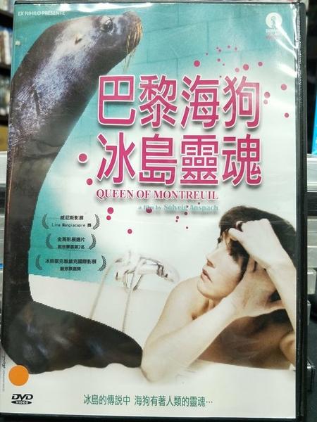 挖寶二手片-0B06-161-正版DVD-電影【巴黎海狗:冰島靈魂】-艾蜜莉的異想世界絕地重生版(直購價)