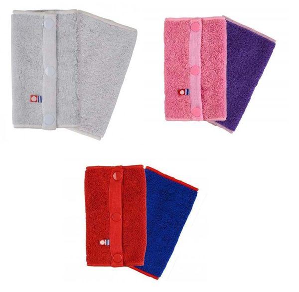 尼德斯Nydus~* 嚴選日本製 今治毛巾 嬰兒/Baby用品 口水墊 口水巾 100%棉 16.5x10 cm-共3色