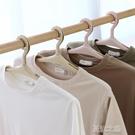 曬衣架 3個裝晾衣架掛衣夾寶寶內衣襪子晾曬夾防風塑料多夾子兒童曬衣架