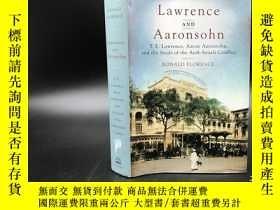 二手書博民逛書店2007年罕見LAWRENCE AND AARONSOHN BY