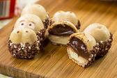 【德潮購】德國Kinder Happy Hippo健達河馬巧克力 100G 一盒五入