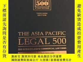 二手書博民逛書店THE罕見ASIA PACIFIC LEGAL 500 (THE