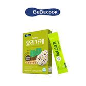 韓國【BEBECOOK】寶膳 智慧媽媽 初食拌飯香鬆 牛肉蔬菜(28g)
