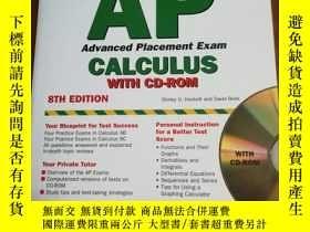 二手書博民逛書店How罕見to Prepare for the AP Calcu