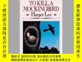 二手書博民逛書店To罕見Kill a Mockingbird (by Harpe
