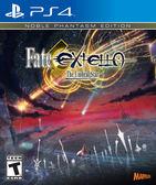 PS4 Fate/EXTELLA 貴族幻想版(美版代購)