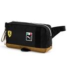 Puma SF Fanwear 黑 腰包 側背包 斜背包 法拉利 大容量 側背腰包 多夾層 運動 休閒 07550202