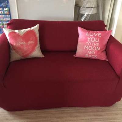 可愛時尚結婚禮物 創意家居裝飾抱枕5 (一對)