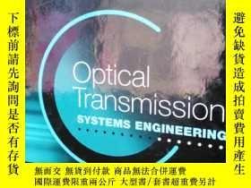 二手書博民逛書店Optical罕見Transmission SYSTEMS EN