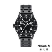 【酷伯史東】NIXON 38-20 高傲霸氣 黑白 潮人裝備 潮人態度 禮物首選