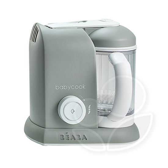 ★BEABA BabyCook Solo 嬰幼兒副食品調理機(典雅灰)【佳兒園婦幼館】