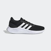 Adidas Lite Racer 2.0 [EG3291] 女鞋 運動 休閒 慢跑 緩震 舒適 穿搭 愛迪達 黑白
