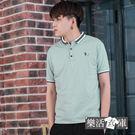 【PS206】休閒質感DOG透氣棉質短POLO衫(共二色)● 樂活衣庫