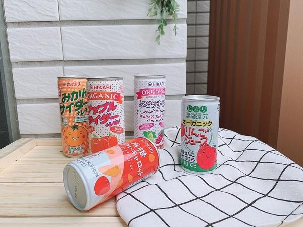 日本光食品 有機蘋果胡蘿蔔檸檬汁