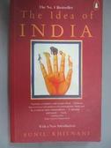 【書寶二手書T1/社會_JHD】The Idea of India_Sunil Khilnani