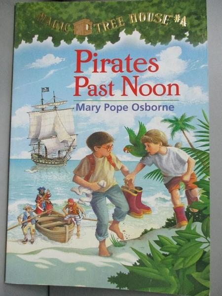 【書寶二手書T1/原文小說_KCK】Pirates Past Noon_Osborne, Mary Pope