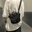 港風男女款登山小背包輕便日常旅行側背包時尚手機包防水斜背胸包
