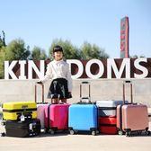 兒童拉桿箱LOGO20寸卡通男女旅行箱萬向輪登機箱兒童行李箱
