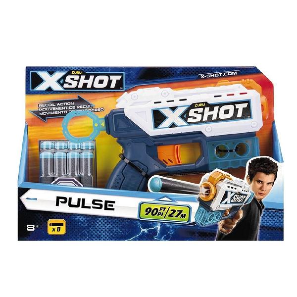 《 X-SHOT 》RECOIL╭★ JOYBUS玩具百貨