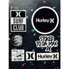 Hurley stickers 防潑水貼...