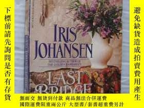 二手書博民逛書店LAST罕見BRIDGE HOMEY146810 IRIS JO