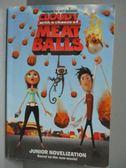 【書寶二手書T6/原文小說_OOP】Cloudy with a Chance of Meatballs Junior N