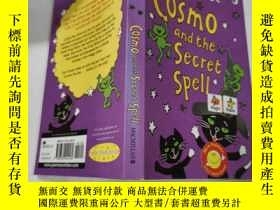 二手書博民逛書店cosmo罕見and the secret spell:宇宙與神秘咒語Y212829
