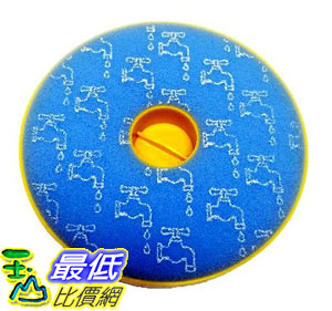 [104美國直購] 戴森 Washable Pre Motor Filter Designed to Fit Dyson DC05 DC08 DC14 DC15 USAFIL184